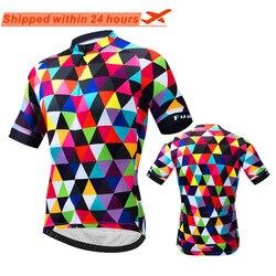 2021 Nieuwe Roupa Wielertrui Mtb Fiets Kleding Bike Wear Kleding Korte Maillot Ropa De Ciclismo Hombre Verano Bike Jersey