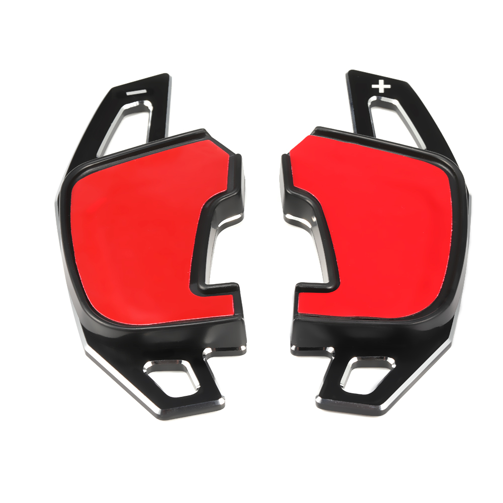Steering wheel shift paddle DSG Paddle Extension For VW Golf 7 GTD GTI Scirocco Arteon Polo GTI Car Steering Wheel Paddle|Car Stickers| |  - title=