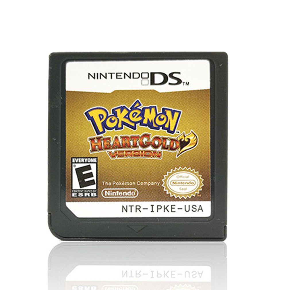 Pokemon Platinum Version Game Card For DS 2/3DS NDSI NDS NDSL Lite Multi Colors Classic Game Accessoriss