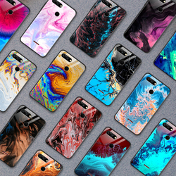На Алиэкспресс купить стекло для смартфона for xiaomi redmi 5a 6a s2 go plus fashion tempered glass phone back hard cover for vivo z5x iqoo nex as s1 pro tpu pc phone case