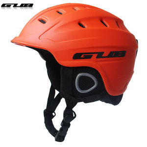 GUB Professional CE Certification PC+EPS Adult Ski Helmet Man Women Skating Skateboard Snowboard Snow Sports Skiing Helmets