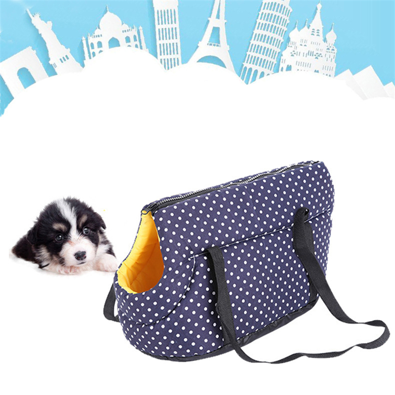 Pet Products Soft Pet Backpack Dog Cat Shoulder Bags Carrying Outdoor Pet Dog Carrier Puppy Travel For Small Dogs