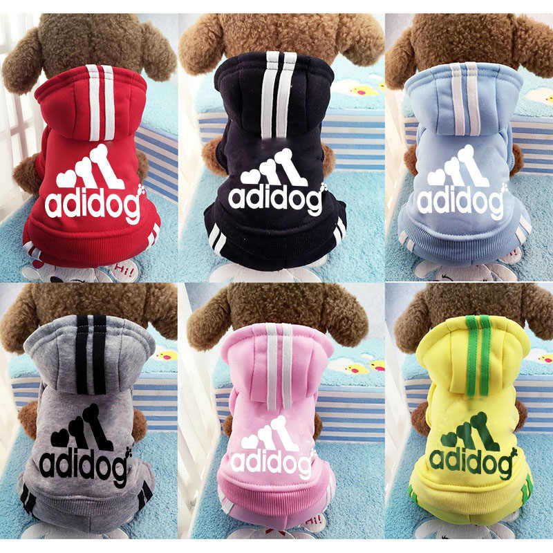 Dog Clothes Winter Warm Pet Dog Jacket Coat Puppy Chihuahua Clothing Hoodies For Small Medium Dogs Puppy Yorkshire Outfit XS-XXL