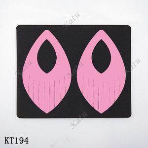 Image 3 - earring cutting dies 2019 new die cut &wooden dies Suitable  for common die cutting  machines on the market