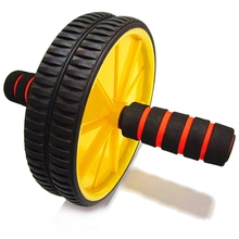 Abdominal Wheel, Double Wheel, Abdominal Muscle Wheel, Abdominal Device, Fitness Equipment, Two-Color Sponge Handle new original projector color wheel for dell 4210x wheel color