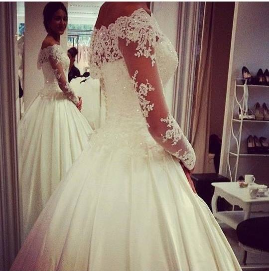 Vintage Cap Sleeves V-neck Lace Mermaid Wedding Dress Plus Size Bridal Gowns 206 Hot Sale