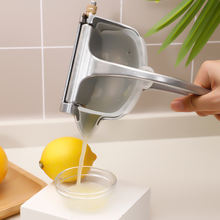 Домашняя соковыжималка маленькая для лимона фруктов лимонов
