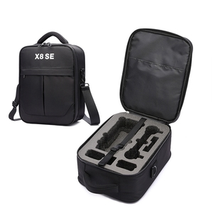 Image 5 - ABKT Hard Skin Storage Hand Bag For Xiaomi Fimi X8 Se Rc Quadcopter Carrying Portable Shoulder Bag Protect Accessories