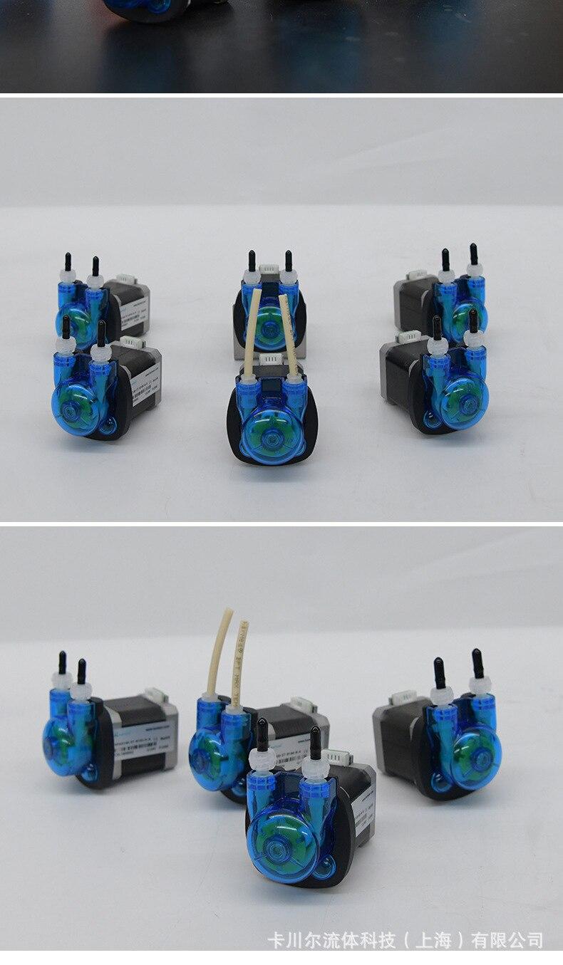 bomba mini bomba de água experimental