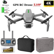 L109-S RC Drone Quadcopter 4K HD Camera 5G WiFi GPS Drones W