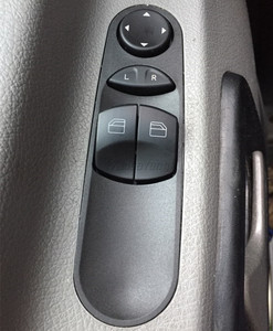 Image 5 - A906 545 1213 For Mercedes Sprinter W906 V/W Crafter Master Power Window Switch FRONT LEFT A9065451213 WS532 9065451213/ 2E0 959