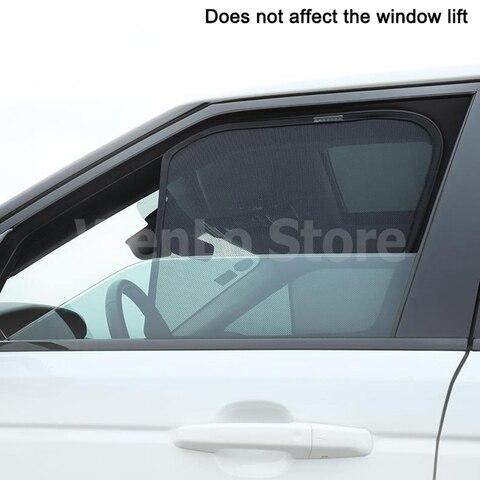 cobertura para janela lateral magnetica de carro 2 pecas para ford focus raptor f150 escort