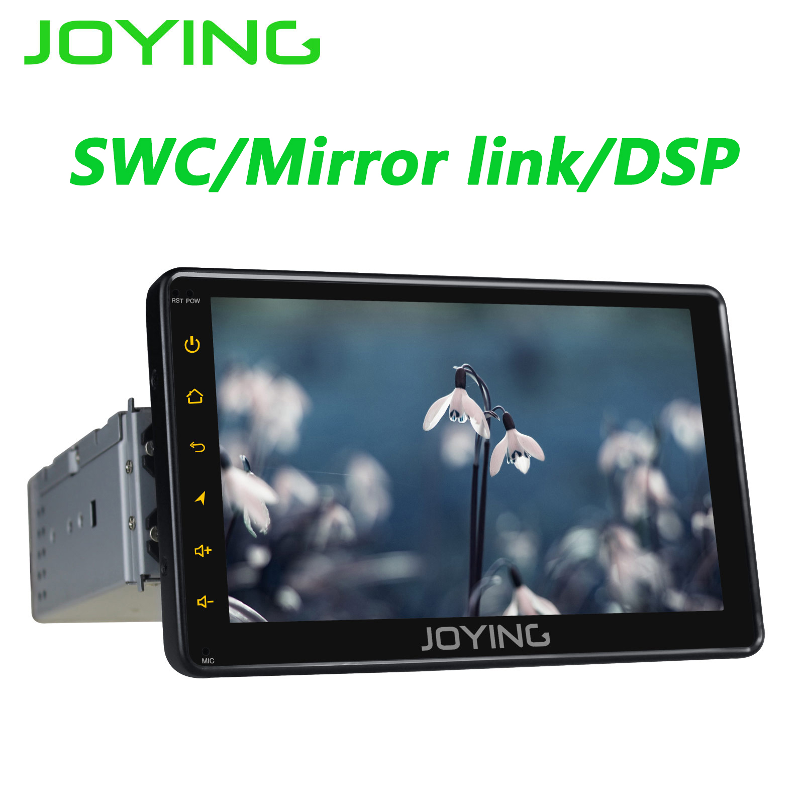 single din 7 Android 8 1 Octa Core 2GB 32GB Support Mirror link SWC fast boot