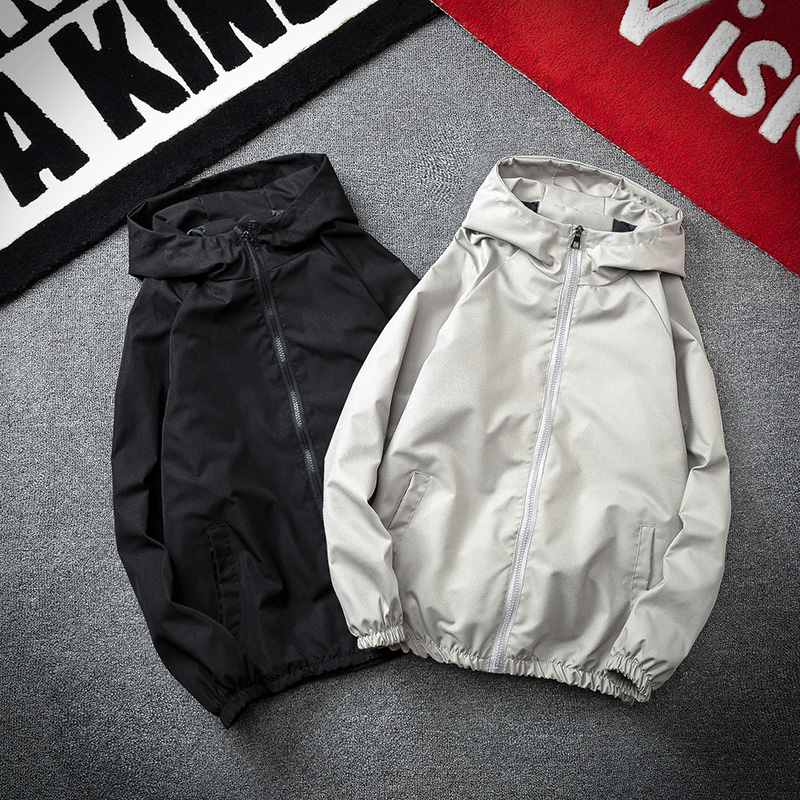 2020 Autumn Casual Jacket Male Korean Version Of The Trend Of Wild Jacket Men Spring And Autumn Jacket
