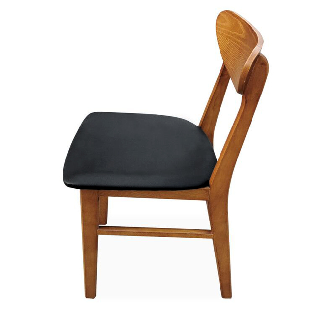 Ash Wood Dining Chair 6