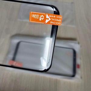 Image 1 - 5 pces 2 em 1 vidro exterior dianteiro com substituição do filme oca para samsung galaxy s10 s8 s9 mais nota 10 8 9 lcd painel de toque lente vidro