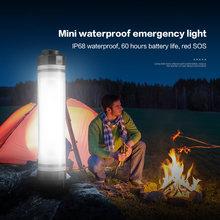 Походный светильник магнит палатка ip65 Водонепроницаемый зарядка