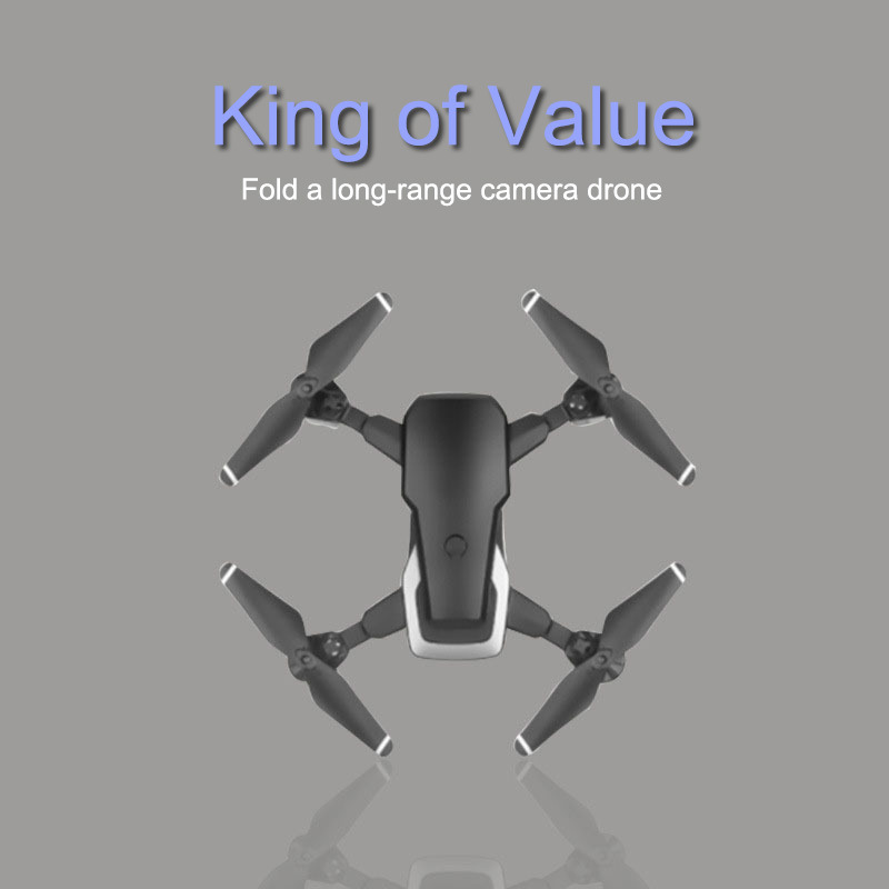 Folding Long Endurance Unmanned Aerial Vehicle Set High Remote Control Aircraft Long Time Real-Time Aerial Photography Quadcopte