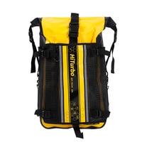 Men Diving Swimming Pack Waterproof PU Outdoor Storage Bag Flippers Shoulder Drift Bag Dry and Wet Separation backpack