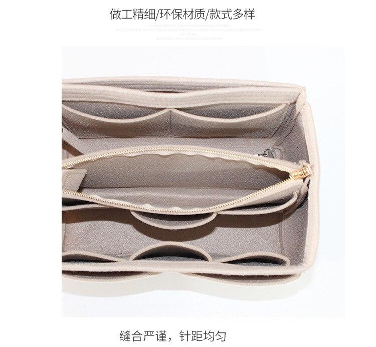 Bolsas p/ cosméticos