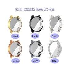 6 упаковок чехол для защиты экрана смарт часов huawei gt2 46