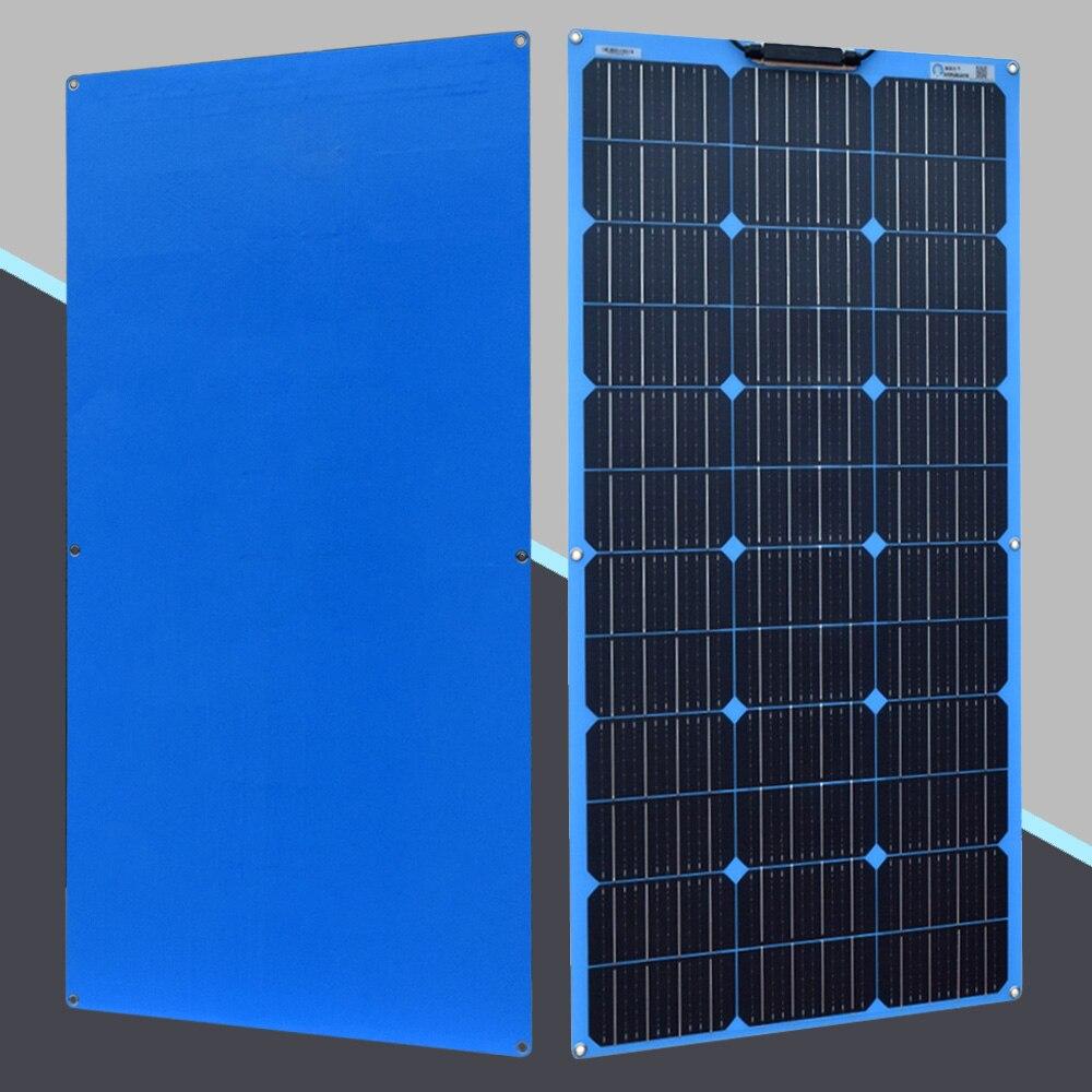 18v 24v carregador de bateria monocristalino célula