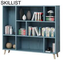 цены Madera Boekenkast Libreria Camperas Kids Estanteria Para Libro Wood Furniture Decoration Retro Bookcase Book Case Rack