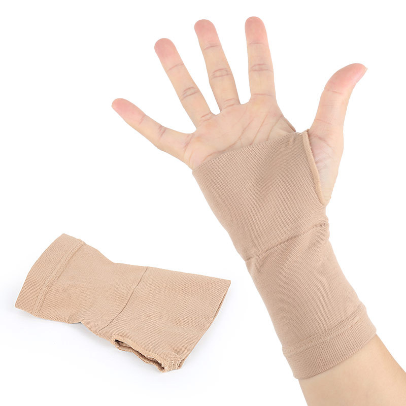 Autumn New Style Mother Hand Pressure Bracer Keyboard Player Sprain Hu Shou Zhang Men's Sports Fitness Comfortable Gloves