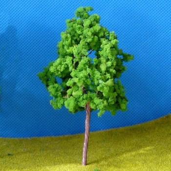 20 sztuk drzewa modele pejzaż z pociągiem krajobraz N skala 1 150 plastikowy Model architektoniczny dostarcza zestawy do budowania zabawek dla dzieci tanie i dobre opinie Santtiwodo Z tworzywa sztucznego STAY AWAY FROM FIRE Other 8 lat MY720 Unisex tree