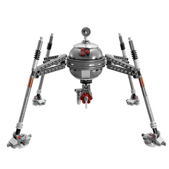Building Blocks Star Set Wars MOC 75142-1 Homing Spider Droid Technic Diy Toy Boys Bricks Toys Christmas Educational Gifts lepin 36004 the christmas glass ball set 241pcs creative series building blocks bricks educational toys child diy gifts 40223