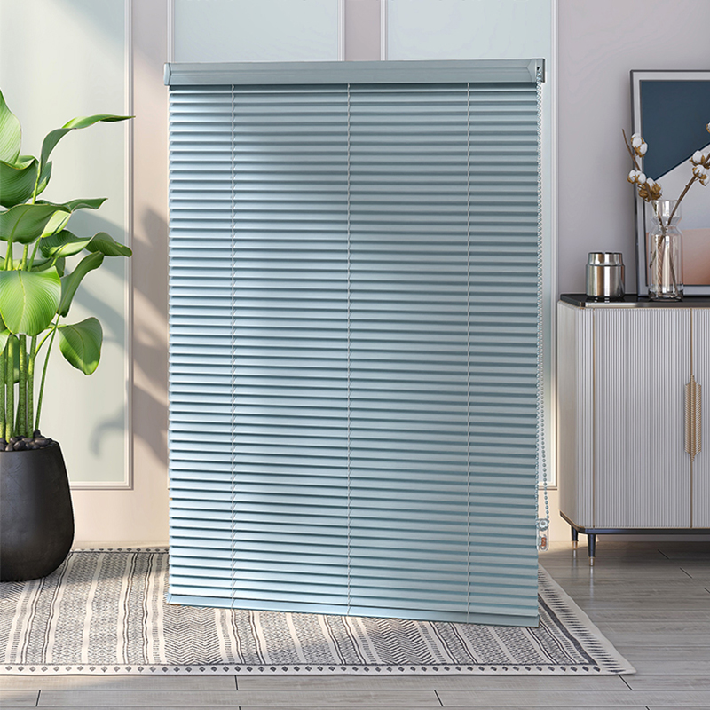 Smart Matters SL292X Horizontal Venetian Slat Light Filtering Darkening Perfect for Kitchen/Bedroom/Living Room/Office and More