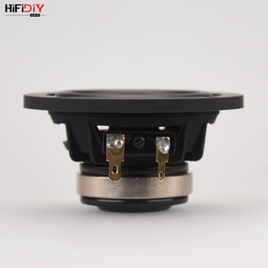 Image 4 - HIFIDIY לחיות neodymium 3.7 אינץ 93mm מלא תדר רמקול יחידה 4OHM30W גבוהה אלטו בס רמקול P3 93N טיטניום סיבי פחמן