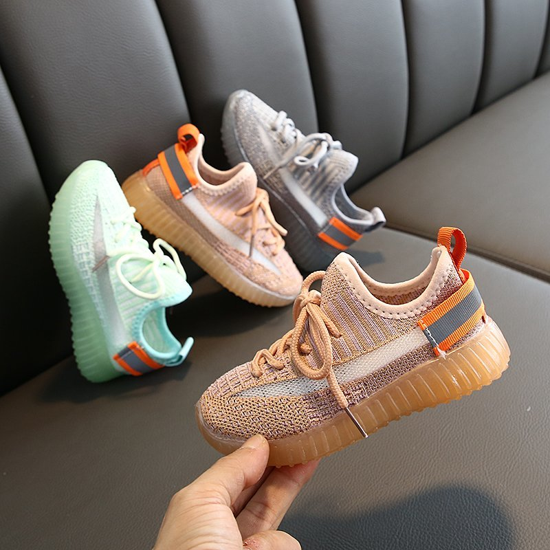 Summer Kids Boys Girls Toddler Shoes Sneakers Children Sports Tennis Shoes Comfort Casual Child Boy Girls Running Training Shoes