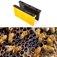 1pcs Automatic Bee Feeder Plastic Water Dispenser Beekeeping Equipment Tools for Farm Beekeepers Beeworking Honey Making Use|Beekeeping Tools|Home & Garden -