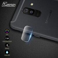 Zurück Kamera Objektiv Gehärtetem Glas Für Samsung Galaxy A6 A8 J6 J4 Plus J8 2018 A9 A7 A5 A3 2017 j2 J5 J3 2016 Screen Protector Film