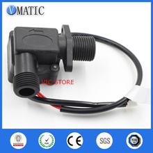 High Quality VCB658 Electronic Automatic Toilet Sensor Faucet Oem G1/2 Black Meter Electric Water Flow Switch