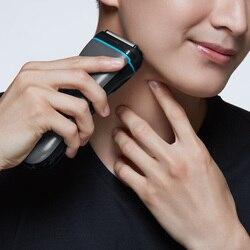 Oryginalny 1 SMATE st w382 przenośne elektryczne maszynki do golenia potężna moc wodoodporna elektryczna maszynka do golenia magnetyczna głowica tnąca dla mężczyzn|Elektryczne maszynki do golenia|   -