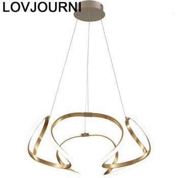 Cucina Hanglampen Voor Eetkamer Nordic Design Luce Del Pendente Ha Condotto La Lampada A Sospensione Lampara Colgante Sospensione Apparecchio Hanglamp