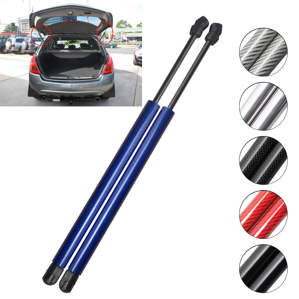2pcs Auto Tailgate Boot Gas Struts Shock Struts Damper Lift Supports for Nissan Murano Z50 2003-2007 526 MM