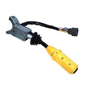 Image 3 - WOLFIGO Vorwärts & Rückwärts Spalte Schalter Shuttle Hebel Schalter Powershift 701/80145 701 80145 70171900 für JCB Bagger JCB 3CX 4CX