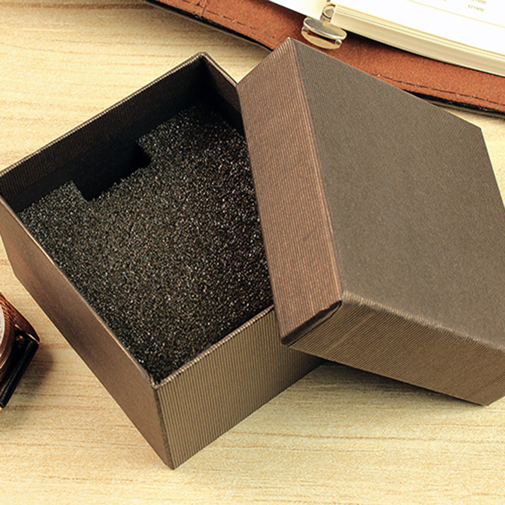 Jewelry Box Jewelry Organizer Square Bracelet Watch Jewelry Holder Storage Case Packaging Gift Box joyeros organizador de joyas