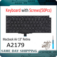 New A2179 Keyboard EU UK US English FR French SP Spanish DE German Italian Danish
