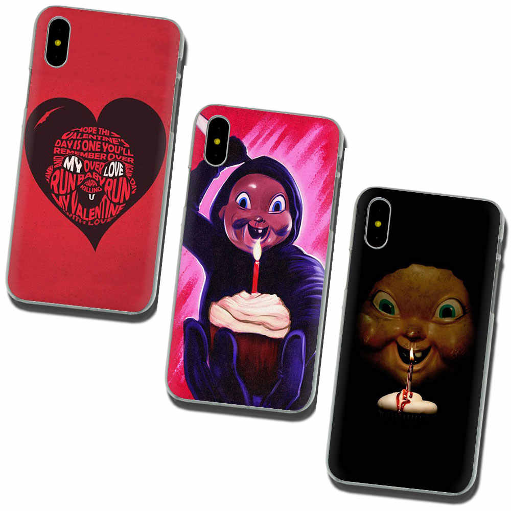 Happy Death Day 2U Hard Phone Cover Case for iphone 5 5s 5c 6 6s Plus 7 8 Plus X XR XS 11 Pro Max