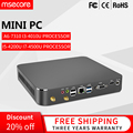 MSECORE core i3 i5 i7 Mini PC Настольный компьютер Windows 10 stick itx ПК barebone-компьютер Linux Linux Ubuntu Intel NUC HTPC Мини-компьютер ПК система промышленного ПК VGA HDMI Wi-Fi ми...