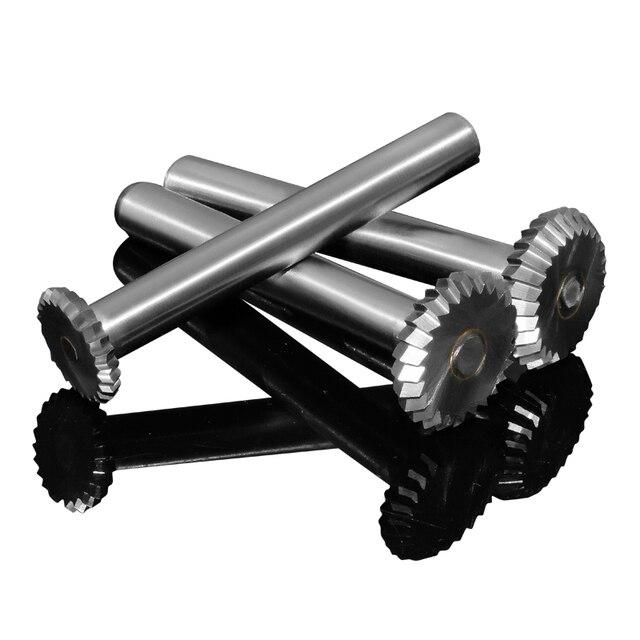 Aleación de archivo rotatorio en forma de Y disco de 90 grados de carpintería trituración de la cabeza herramienta de fresado de tungsteno tallado de madera herramienta 6mm mango