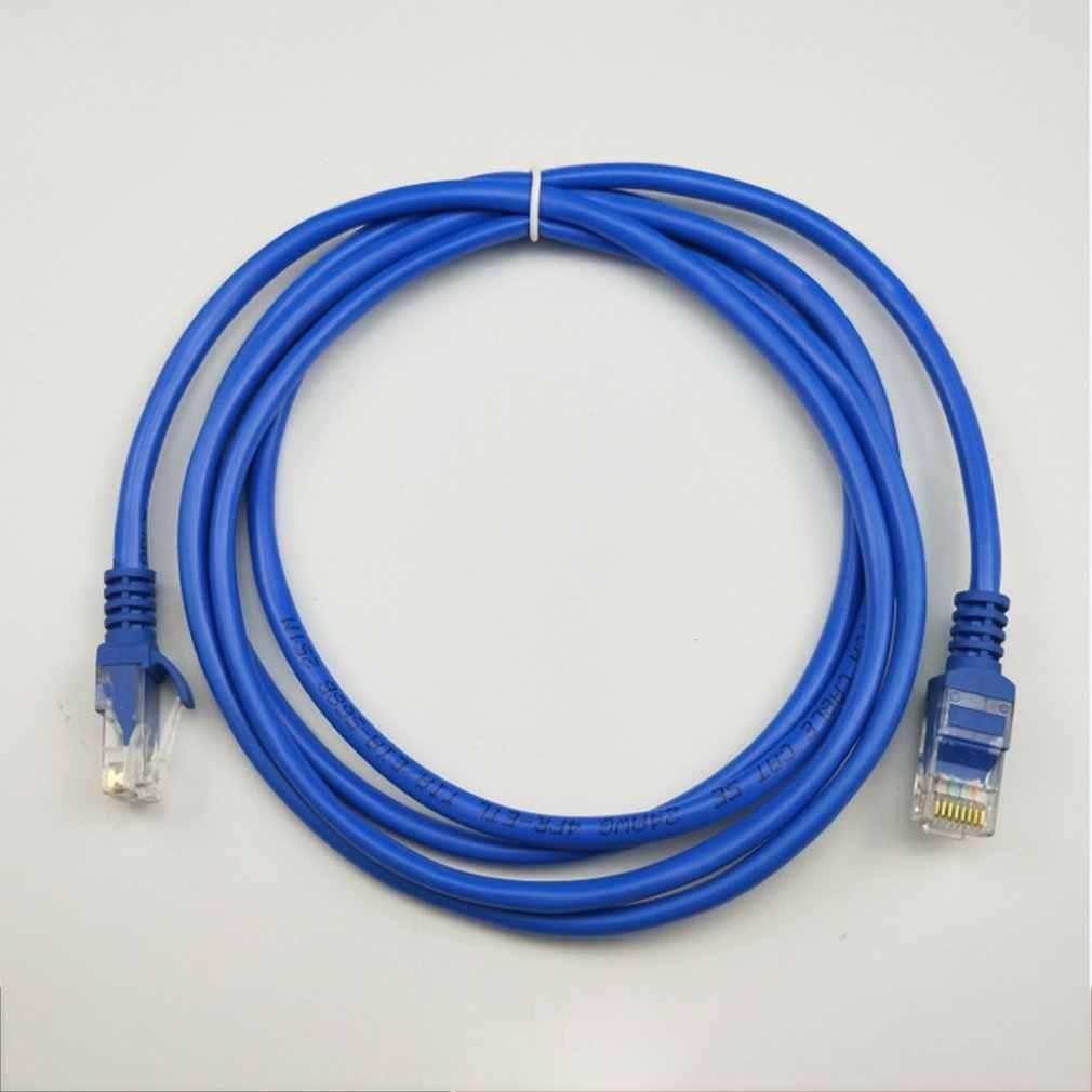 5/10/15/20/25/30/50 CAT5 100 メートル RJ45 イーサネットケーブルコネクタイーサネットインターネットネットワークケーブルコードワイヤーラインブルー Rj 45 Lan CAT5