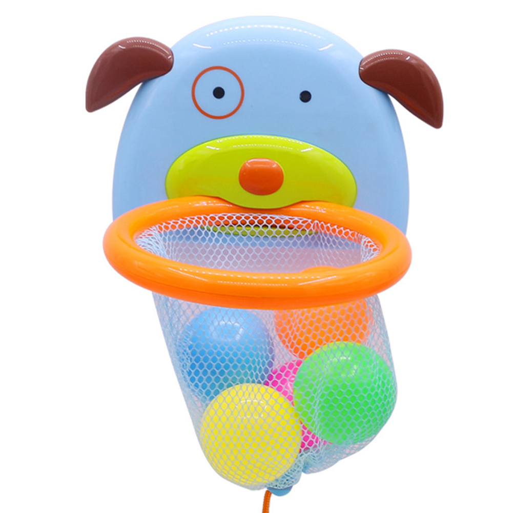 Shooting Game Play Plastic Throw Marine Basketball Mini With Balls Suctions Cups Baby Shower Water Bath Toys Bathtub Funny