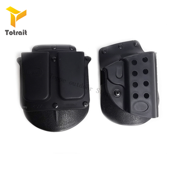 TOtrait Tactical Paddle Holster Springfield 1911 .45 Cal Colt Springfield Kimber Rifle Accessies Pouch Belt Holster For Hunting палантин springfield springfield sp014gwgfcd3