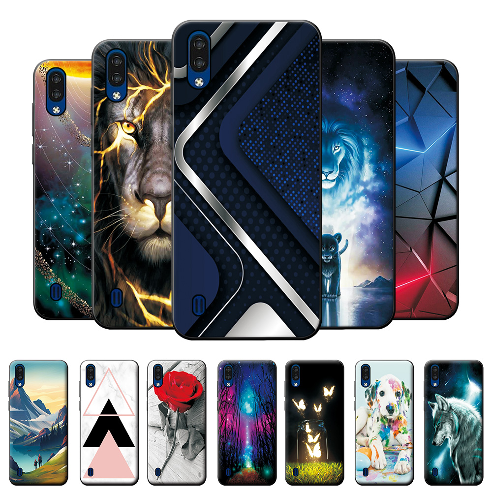 Case For ZTE Blade A5 2020 Case A5 2020 Back Cover Horse Phone Case for ZTE A5 2020 Case Silicone for ZTE Blade A5 2020 6.09