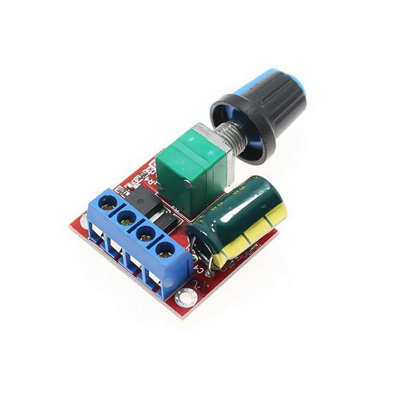 Pwm Dc Motor Speed Control Module Schakelaar Controle Led Dimmer Motor Speed Controller Module Verstelbare Speed Regulator